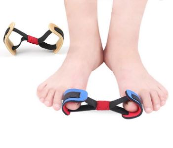 Toe Straightener Exercise Belt