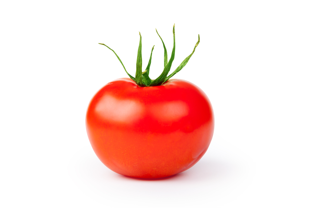 Tomato Analogy for Cracked Heels
